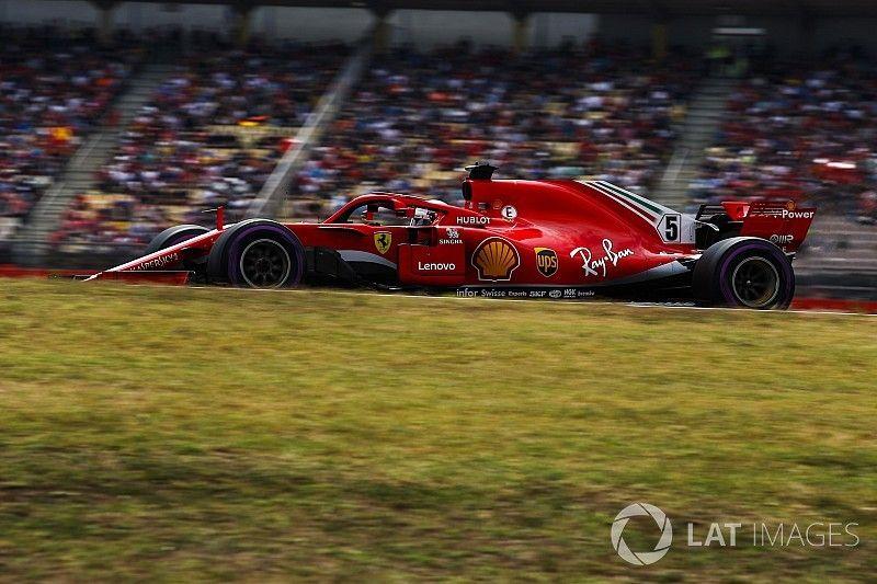 ¿Qué ayuda a Ferrari a que su F1 sea ahora un coche tan rápido?