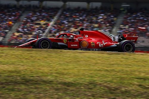 Ferrari : un aileron arrière soufflé pour arme secrète?