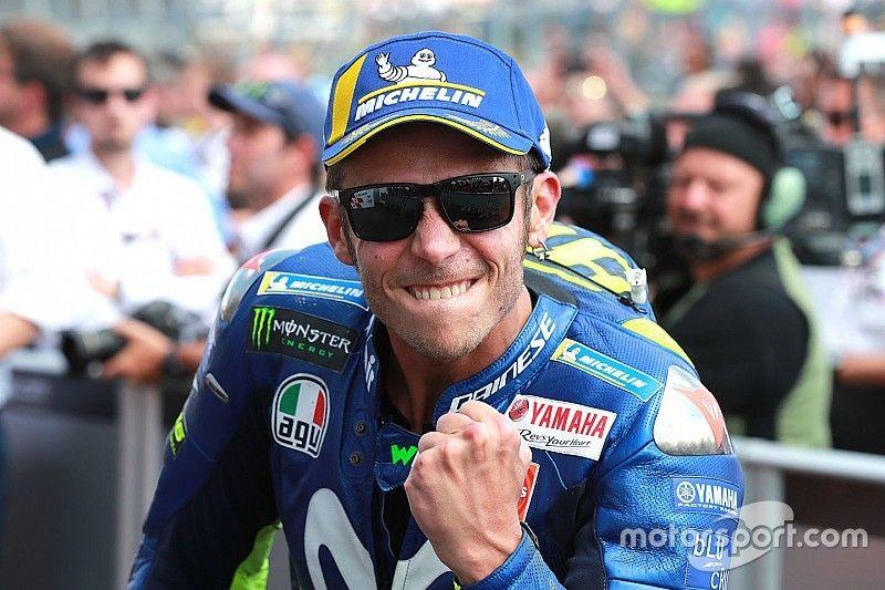 "Rossi: ""Queremos lograr la primera victoria de la temporada"""