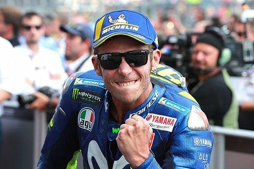 Rossi behatóan tanulmányozta Folger 2017-es versenyét