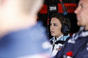 Még nem heverte ki az év eleji sokkot a Williams csapatfőnök helyettese