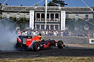 Шесть команд Ф1 примут участие в Фестивале скорости в Гудвуде