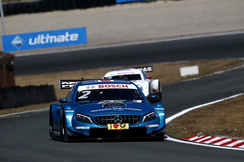 DTM Zandvoort 2018: Vierfacherfolg für Mercedes, Sieg für Paffett