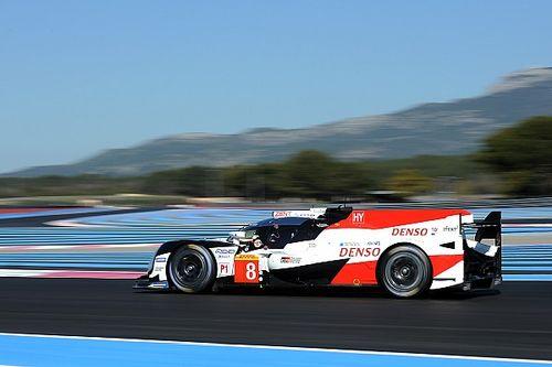 Toyota lidera por cuatro segundos en el arranque del Prólogo