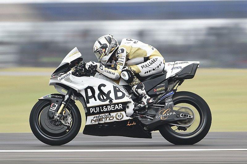 El SIC se hace con las dos plazas de MotoGP del Ángel Nieto Team