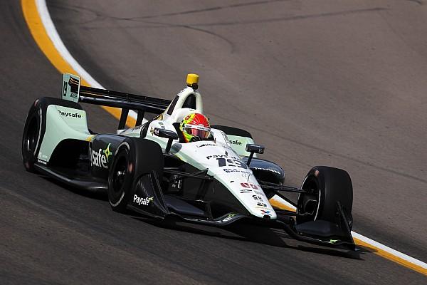 IndyCar Fittipaldi column: Running with the big boys on IndyCar debut