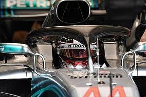 عقوبة 5 مراكز على هاميلتون في سباق البحرين