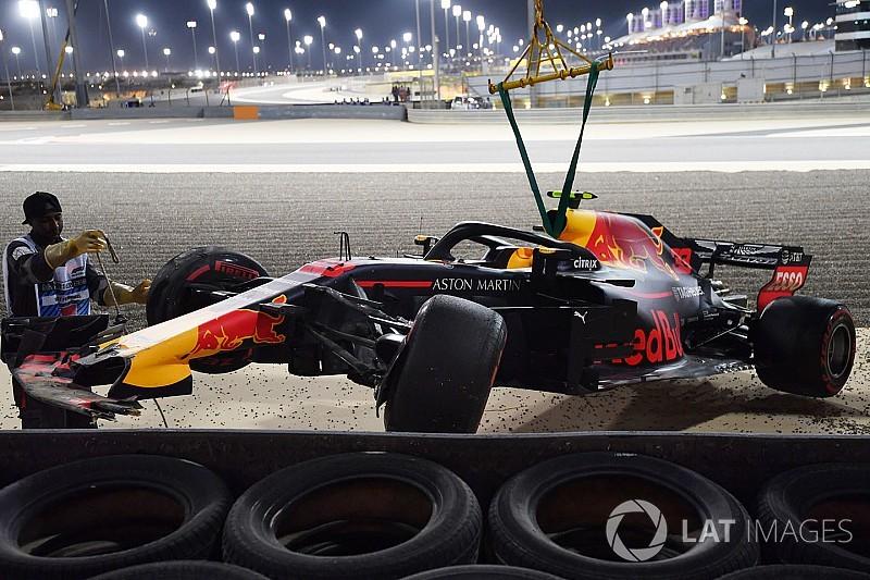 Colpo di scena: Verstappen aveva l'acceleratore bloccato in Qualifica!