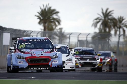 Tarquini consigue la pole position en Marrakech