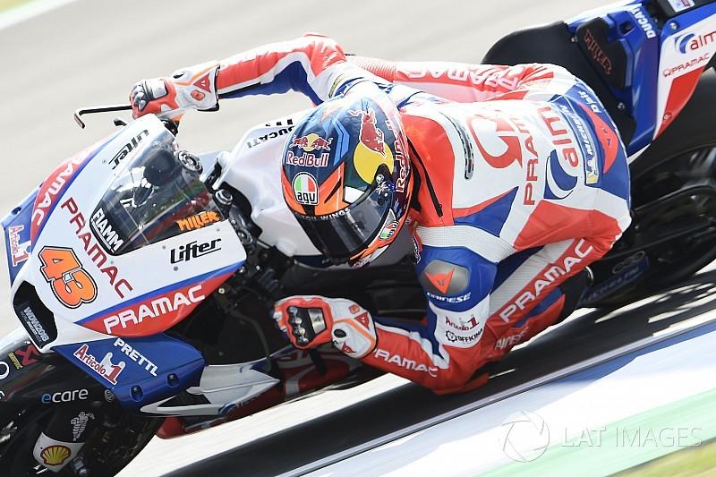 """Miller """"espera"""" que Ducati ejerza la opción de mantenerle en 2019"""