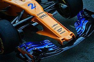 Une McLaren et une Red Bull très différentes à Barcelone