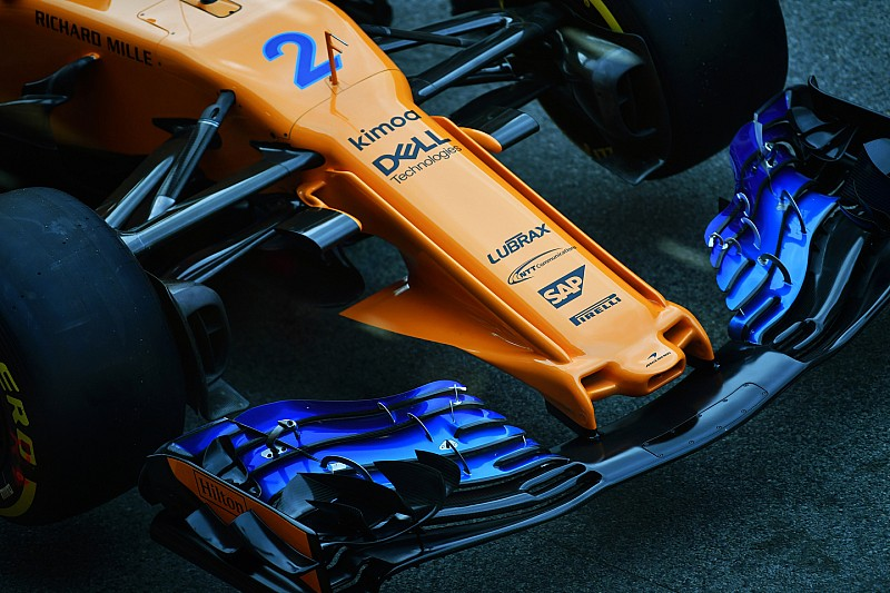 "Vandoorne: ""Ez nem egy új McLaren…"""