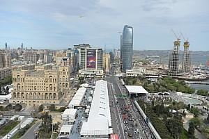 Horarios del GP de Azerbaiyán de F1 2019: estreno del mediodía
