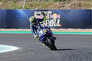 Valentino Rossi pecahkan rekor lap dunia