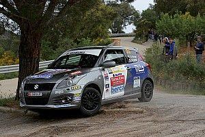 Suzuki Rally Trophy: Giorgio Cogni sempre più leader dopo la Targa Florio