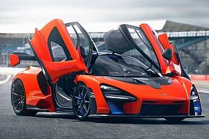 La future supercar McLaren fera le 0-100 km/h en 2,4 secondes!