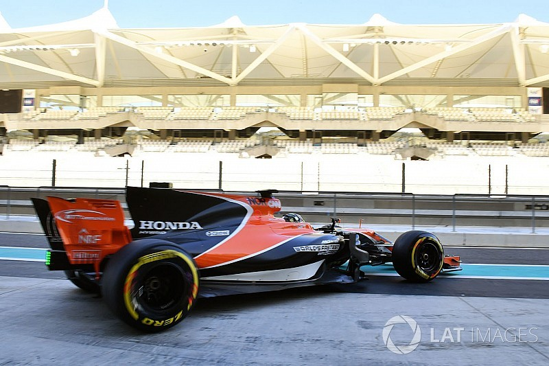 Honda to keep current F1 engine as back-up for 2018 spec