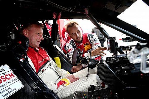 DTM Track Test: We drive Rene Rast's title-winning Audi