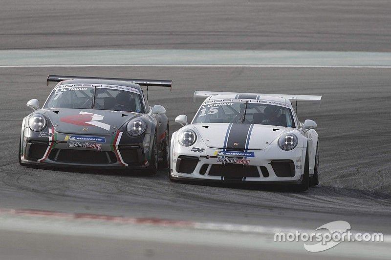 الزبير والوهيبي يستعدان لمنافسات السباقَين الخامس والسادس في دبي