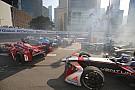 Formula E A Formula-E többéves főszponzori megállapodást kötött