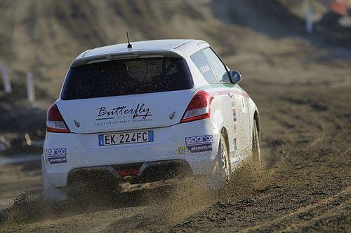 Motor Show, Trofeo Rally Suzuki: Dalmazzini parte subito forte