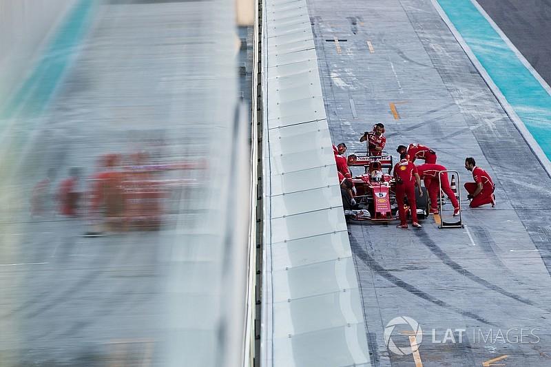 Galería técnica: cómo evolucionó el Ferrari SF70H