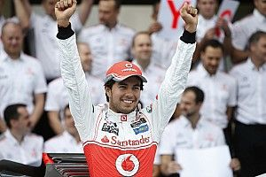 Pérez compara el momento de Verstappen con su año en McLaren