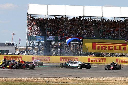 Hamilton acepta que el choque con Raikkonen fue un accidente