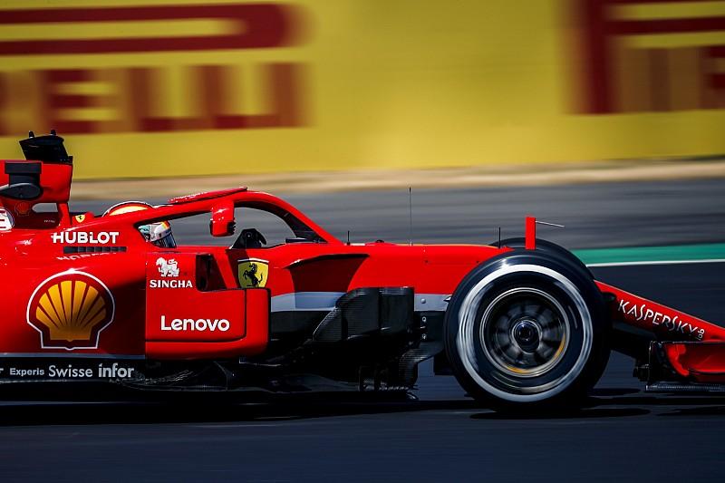 فرق الصدارة تعتمد خيارات إطارات حذرة لسباق ألمانيا
