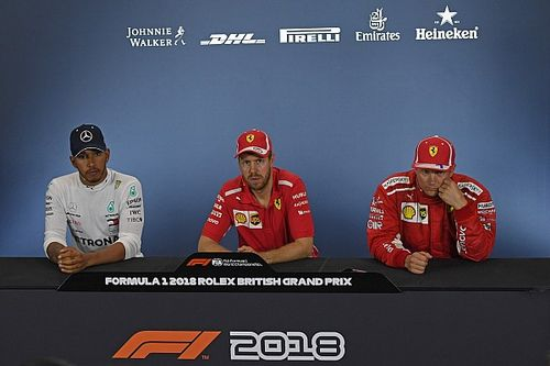 British GP: Post-race press conference