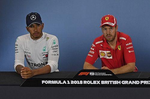 "Mercedes: ""Ferrari nos choca deliberadamente o por incompetencia"""