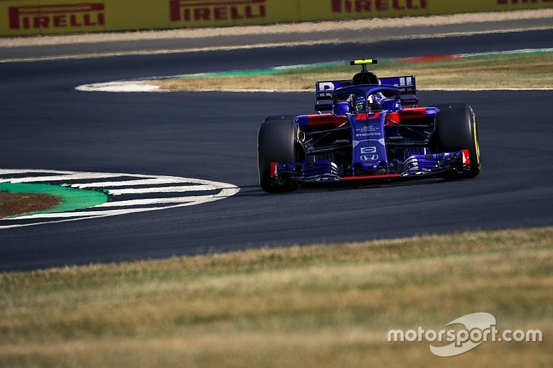 Toro Rosso dans le flou avec son évolution aéro