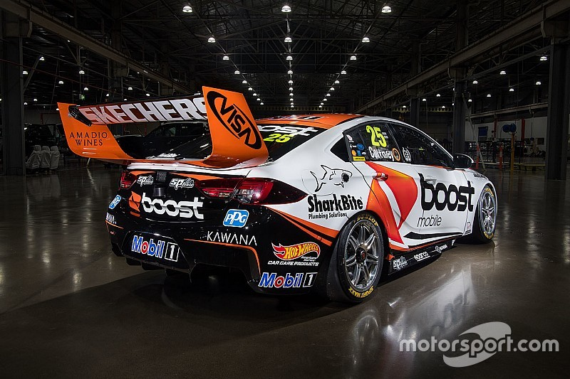 WAU unveils limited edition Supercars livery