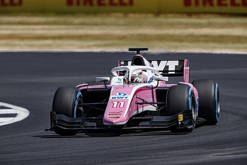 Гюнтер одержал дебютную победу в Формуле 2