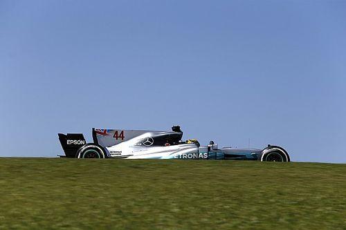 EL1 - Mercedes domine, Toro Rosso plombé par Renault