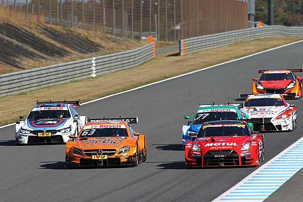 DTM News Spitzen aus Japan: