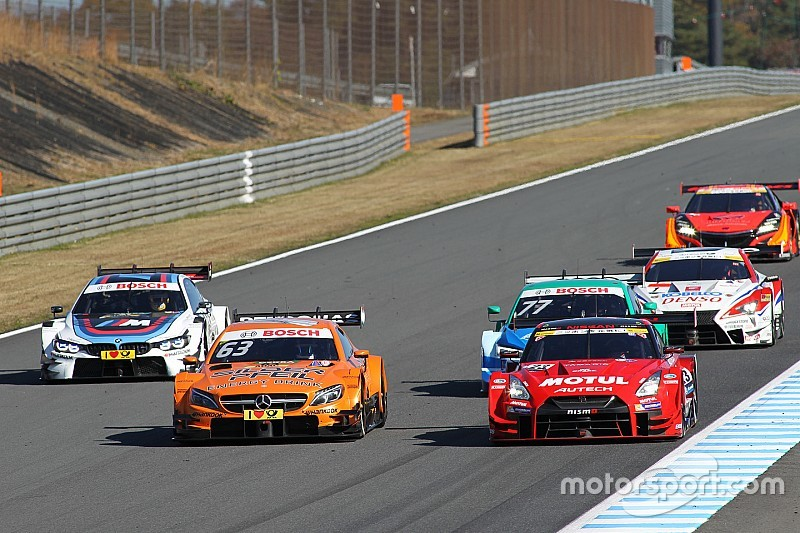 Two exhibition DTM/Super GT races set for 2019