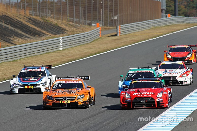 "Button fears ""unfair advantage"" for DTM cars in joint race"