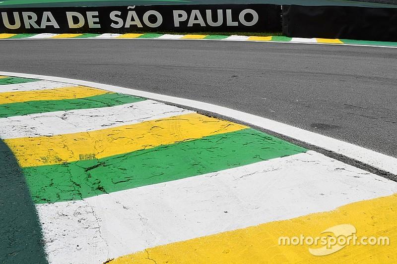 Los Horarios para el GP de Brasil de F1