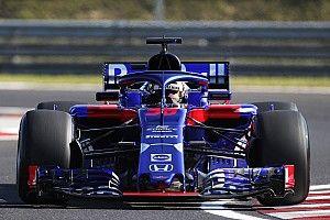 Gelael: Toro Rosso masih punya ruang peningkatan