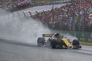 """Sainz: """"Ahí está el mensaje: coche hay y piloto, también"""""""