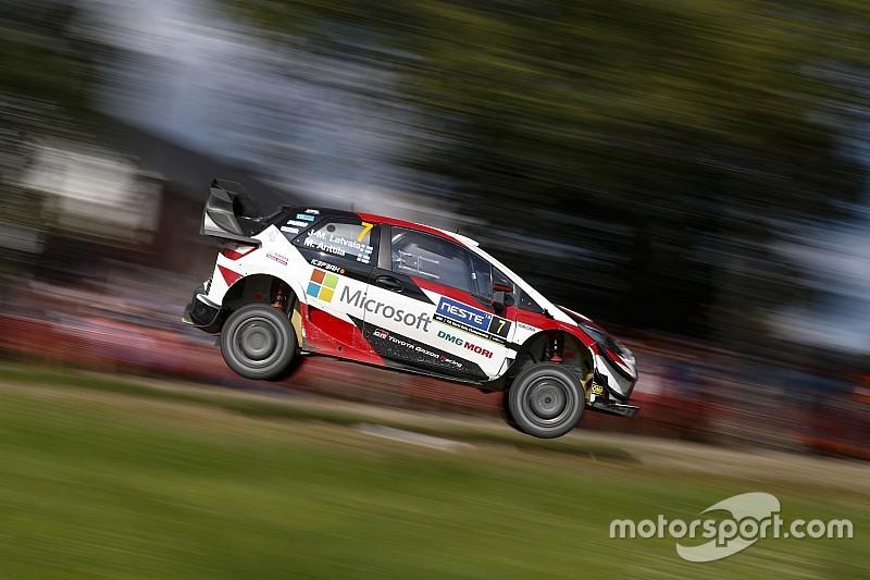 Finlandia, PS21: Latvala vince la prova e si riavvicina a Ostberg. Ogier pensa alla Power Stage