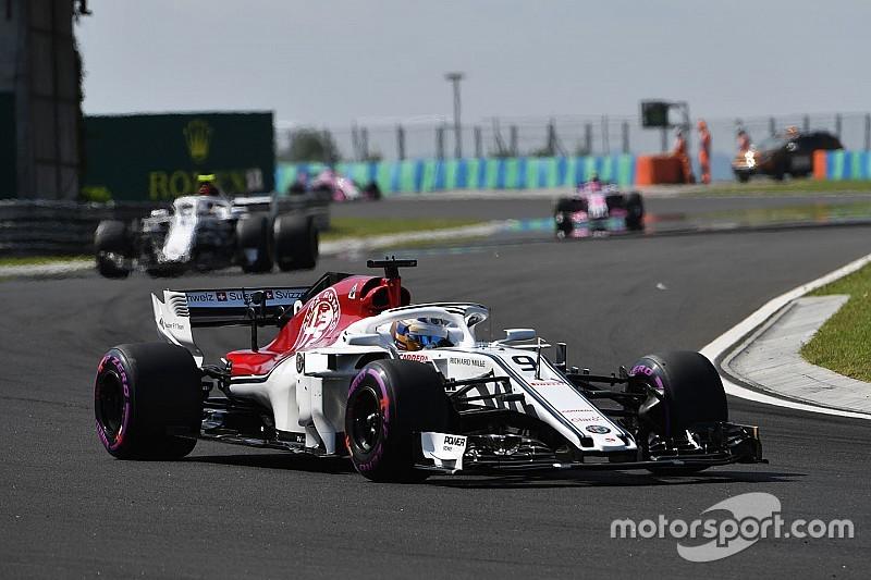 """Ericsson ironiza sobre Kimi: """"no uso sistema de bebidas desde hace dos años"""""""