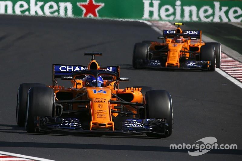 """McLaren, Brown: """"Siamo lenti in pista e stiamo ricostruendo il team. Non prenderemo rischi con i piloti 2019"""""""