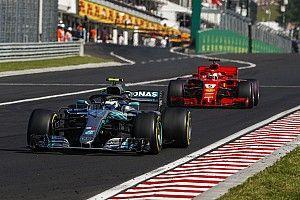 """Mercedes erkent: """"We vroegen te veel van heldhaftige Bottas"""""""