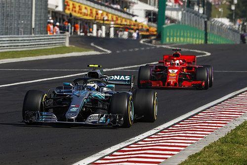 """Wolff over 'wingman' Bottas: """"Doelde op deze race, niet op titelstrijd"""""""