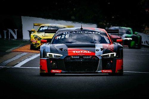 Spa 24 Jam: Vanthoor raih pole untuk Audi WRT