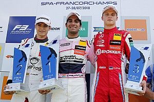 Spa F3: Daruvala recovers from slow start to win Race 1