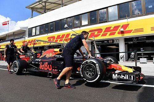 Red Bull tiene un combustible mejorado en Hungría