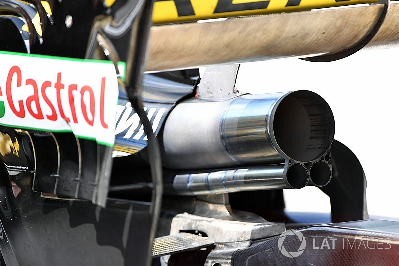 Hungarian GP: Latest F1 tech updates, direct from the garages